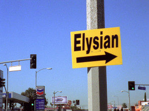 Los Angeles Plays Itself (film still), 2003 by Thom Andersen. Courtesy and Copyright the artist and LUX.